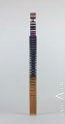 Bernard ABTEY - Fremissement - Color cross - hauteur 86 cm